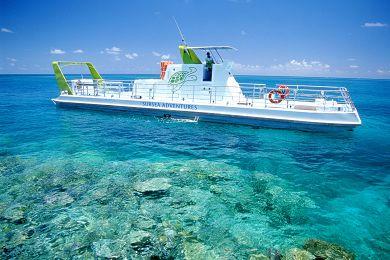{tour-faq limit='1'}Will I get Seasickness on a Great Barrier Reef Tour? — Jarad Higgins{/faq-images}